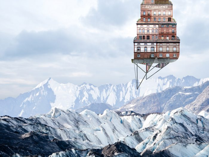Floating Architectural Collages by Matthias Jung - the vandallist (2)
