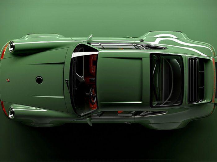 Porsche 964 DLS Custom Coupé by Singer Vehicle Design - THE VANDALLIST (8)