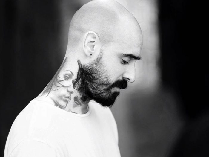 Marc Bonin, tattoo artist - the vandallist (2)