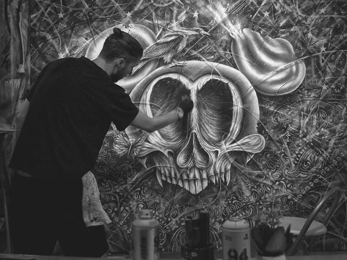 NOIR aka Lucien Gilson - the vandallist (2)