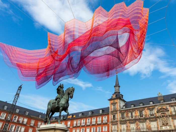 1.78 Madrid by Janet Echelman - the vandallist (1)
