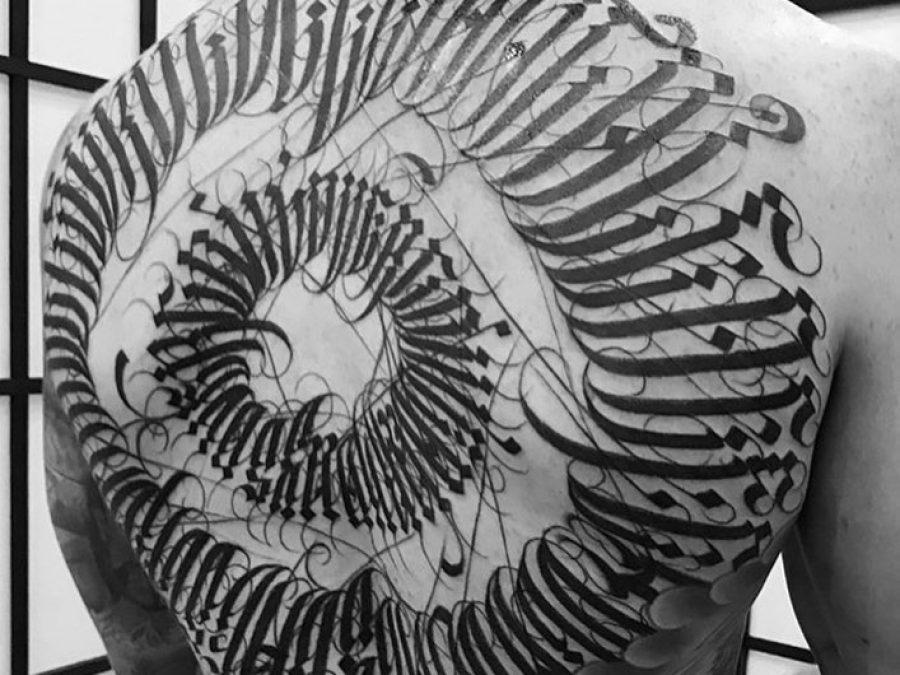 MAYONAIZE, tattoo artist - THE VANDALLIST