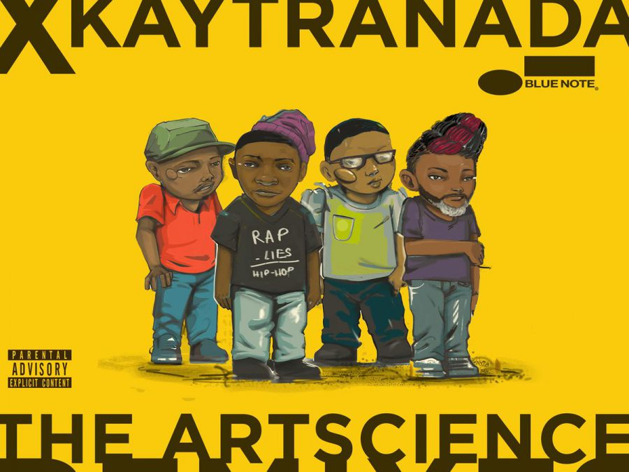 LISTEN Robert Glasper x Kaytranada's 'The ArtScience Remixes' - THE VANDALLIST