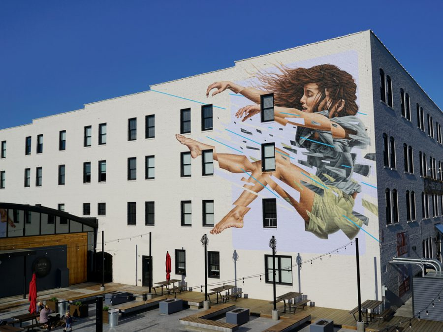 James Bullough - Oil painterMuralist - THE VANDALLIST (5)