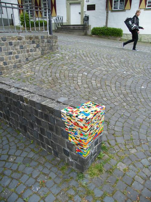 Jan Vormann Street Artist