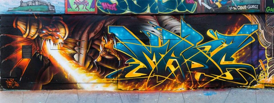 Madc Street Artist
