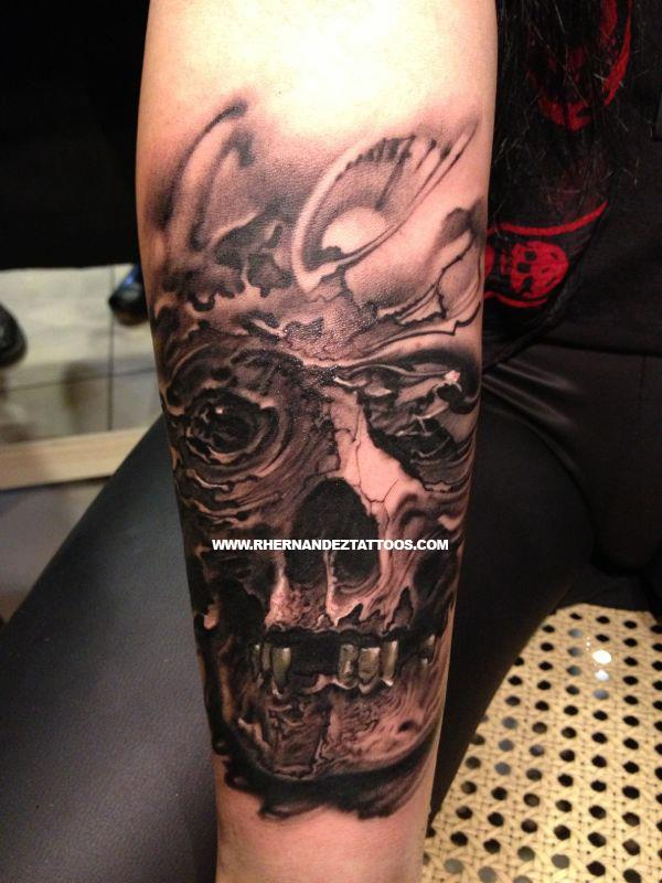 Robert Hernandez Tattoo Artist