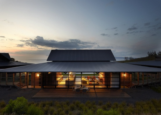 Olson Kundig Architects - Projects - Slaughterhouse Beach House