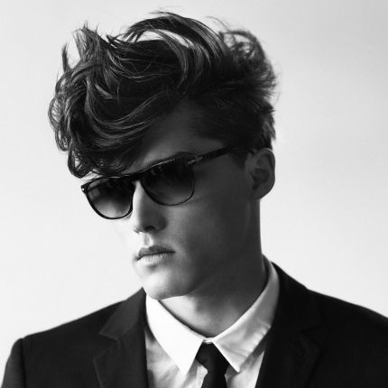 Tousled Hair For Men