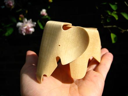 Plywood Elephant