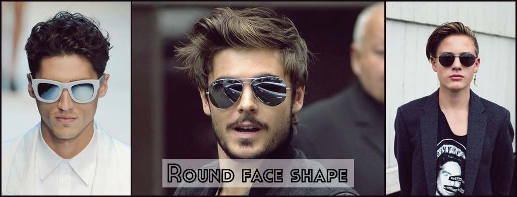 Hair Style Round Face Man: Round Face Shape