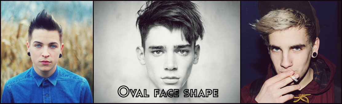 Oval Shape Face