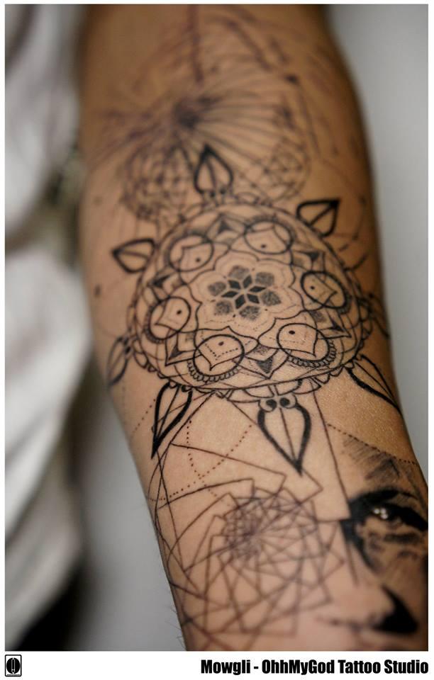 Mowgli Tattoo Artist The Vandallist