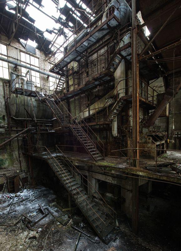 Romain Veillon - Vlist - abandoned places (1)