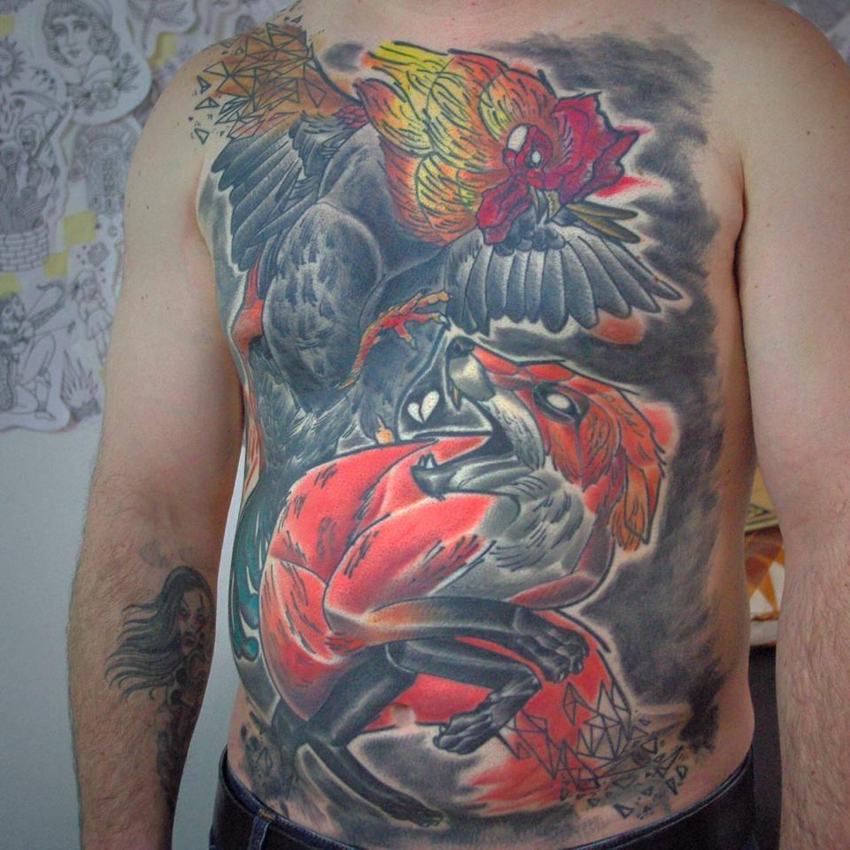 Sacha Madewithlove, tattoo artist - Vlist (14)