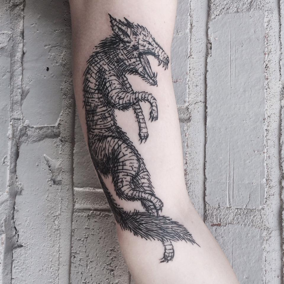 Thieves of Tower, tattoo artists - Vlist (11)