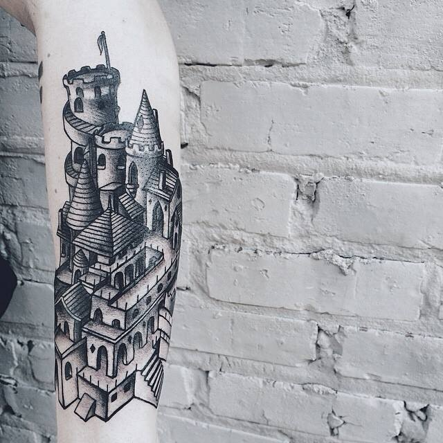 Thieves of Tower, tattoo artists - Vlist (9)