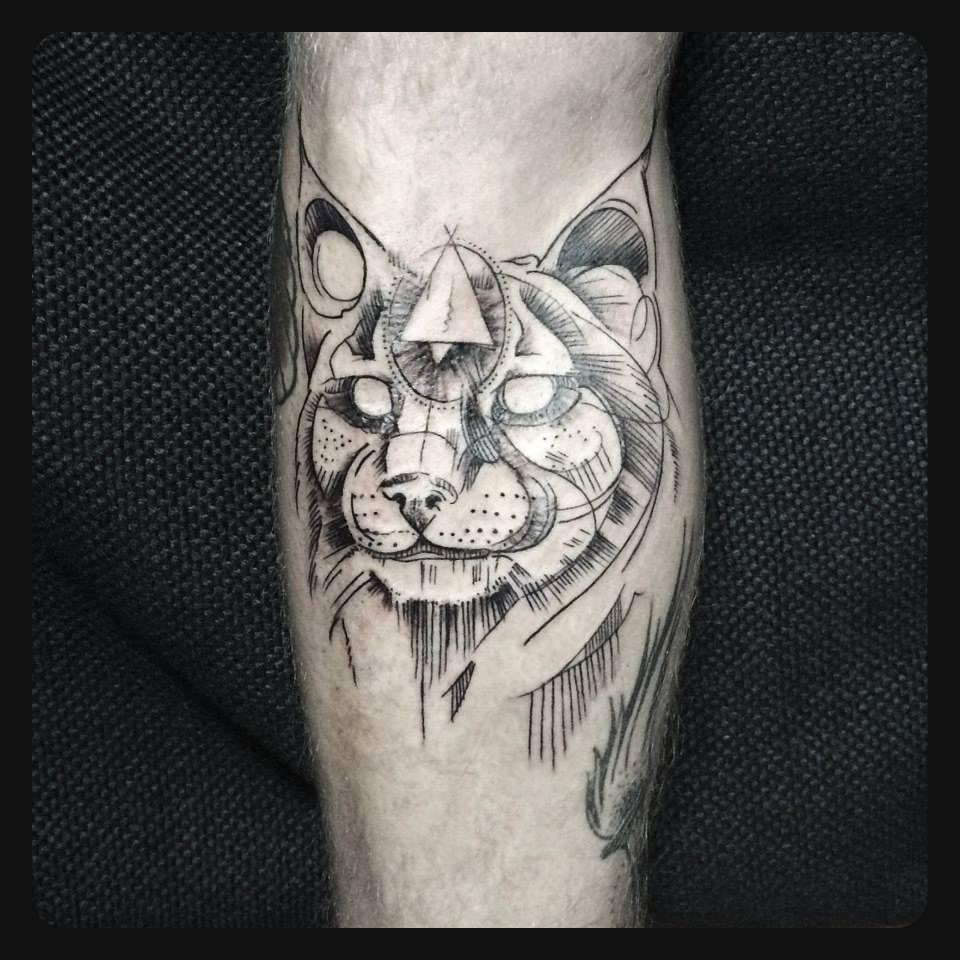 Melanie, Inky & Stretchy Tattoo (13)