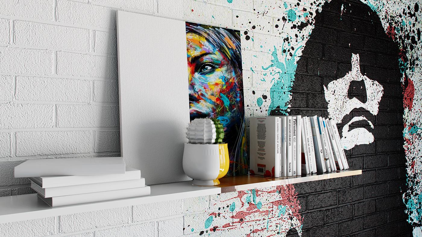 Amazing Interior Design Illustrations by Pavel Vetrov - the vandallist (4)