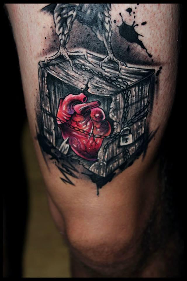 Spatz mit Hirn Tattoo - thevandallist (13)