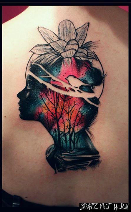 Spatz mit Hirn Tattoo - thevandallist (17)