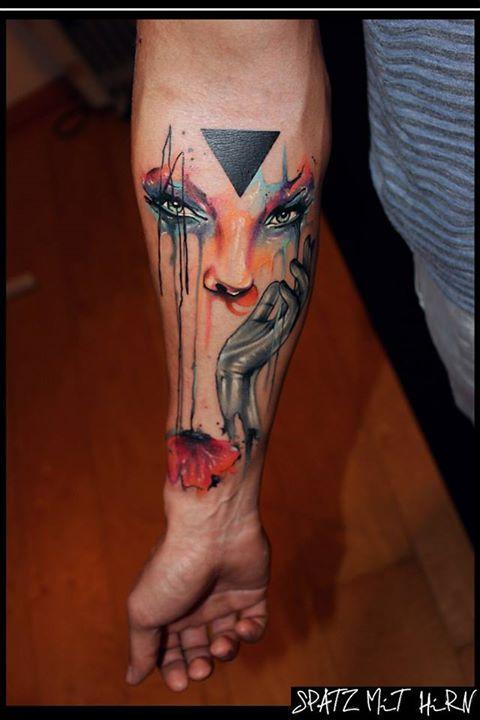 Spatz mit Hirn Tattoo - thevandallist (21)