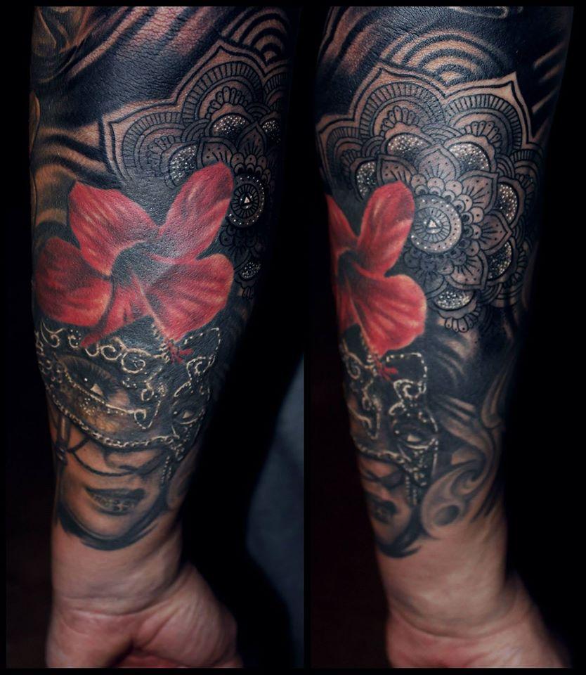 Spatz mit Hirn Tattoo - thevandallist (6)