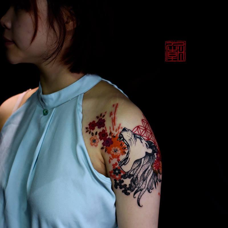 Elizabeth Gaus, tattoo artist - The VandalList (19)