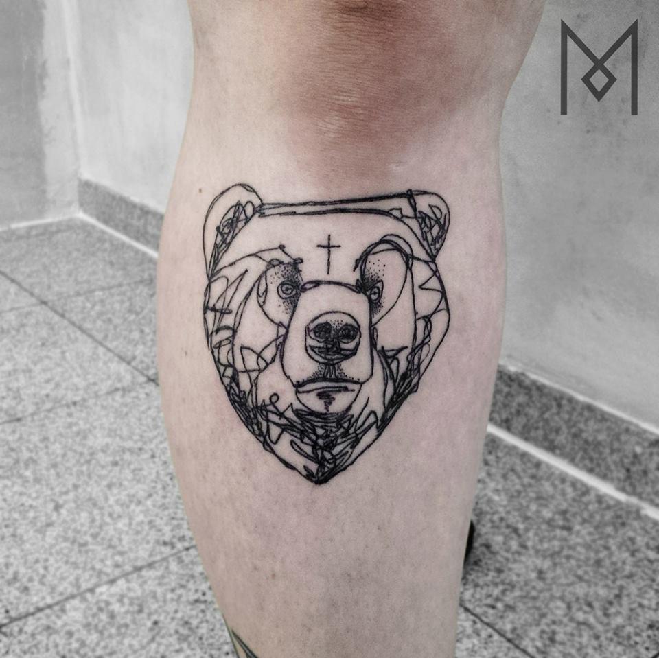 Mo Ganji, tattoo artist