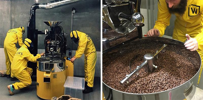 Walter's Coffee Roastery - A 'Breaking Bad' inspired coffee shop in Istanbul - the vandallist  (10)