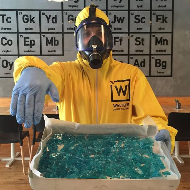 Walter's Coffee Roastery - A 'Breaking Bad' inspired coffee shop in Istanbul - the vandallist  (6)