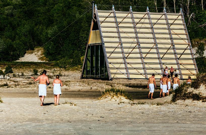 Enjoy the silence in a sauna, Sandhornoya - the vandallist (6)