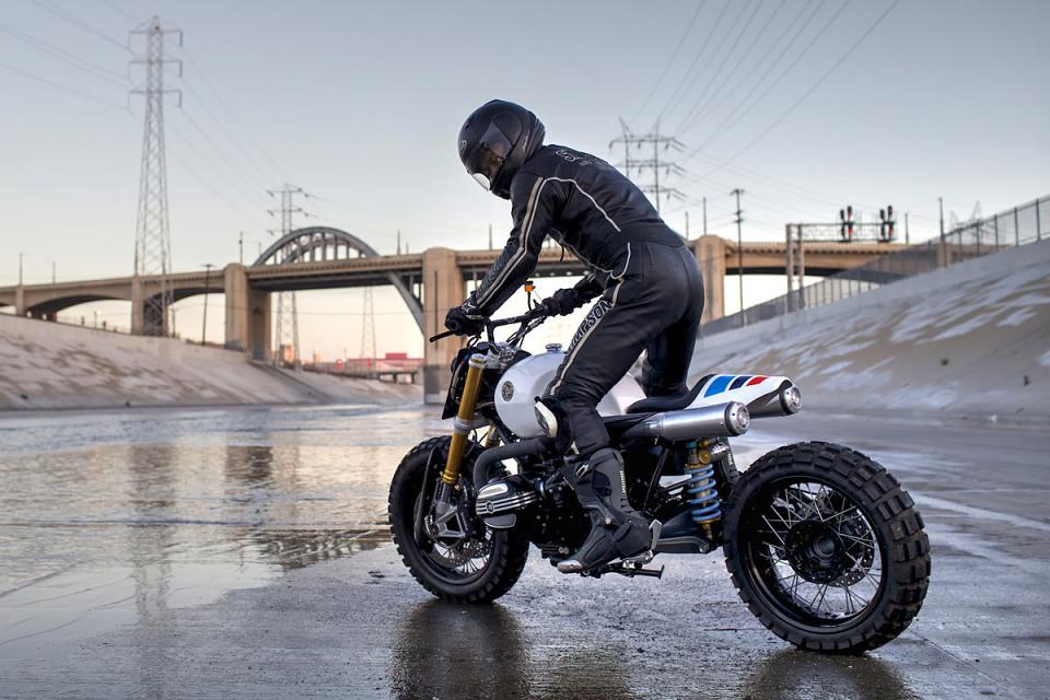 JSK Custom Design Conceives Tribute to the BMW R nineT - the vandallist (1)