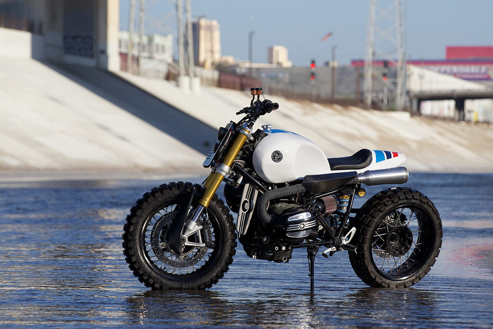 JSK Custom Design Conceives Tribute to the BMW R nineT - the vandallist (2)