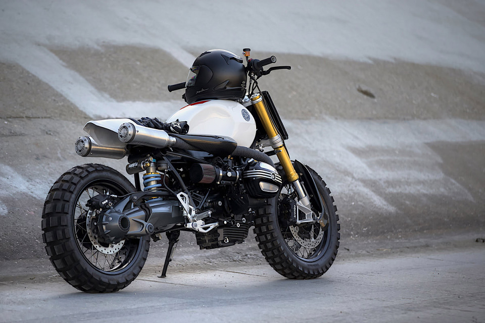 JSK Custom Design Conceives Tribute to the BMW R nineT - the vandallist (3)