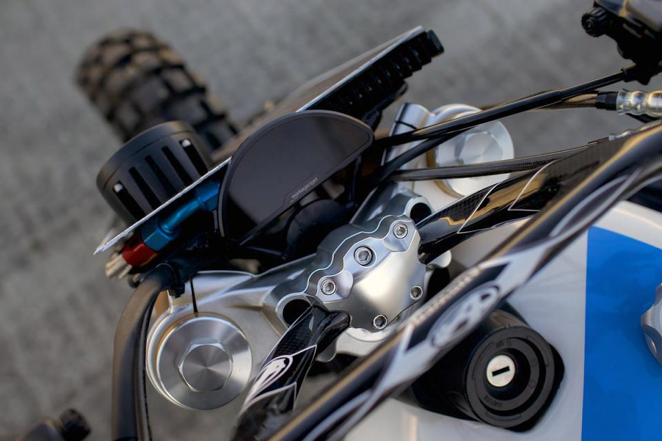 JSK Custom Design Conceives Tribute to the BMW R nineT - the vandallist (4)