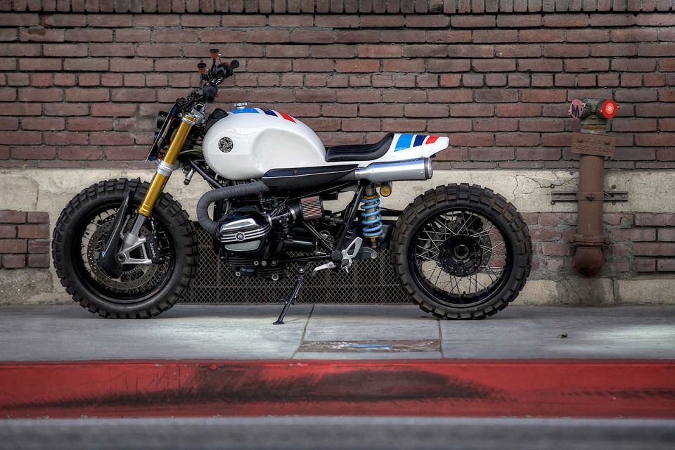JSK Custom Design Conceives Tribute to the BMW R nineT - the vandallist (5)