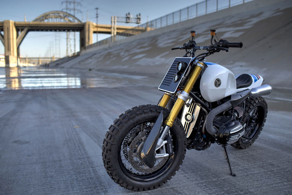 JSK Custom Design Conceives Tribute to the BMW R nineT - the vandallist (7)