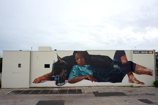 Evoca1 paints a new mural in Saint Petersburg, Florida - THE VANDALLIST (1)