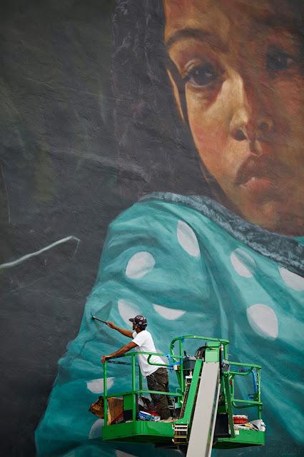 Evoca1 paints a new mural in Saint Petersburg, Florida - THE VANDALLIST (3)