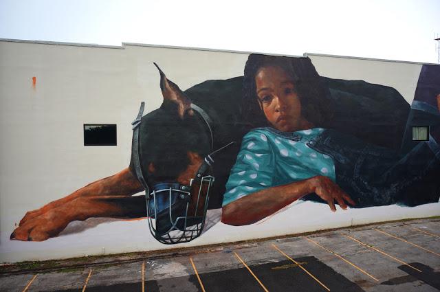 Evoca1 paints a new mural in Saint Petersburg, Florida - THE VANDALLIST (6)
