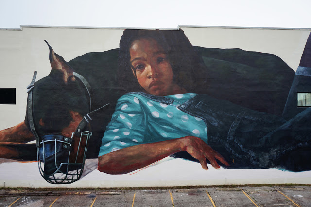 Evoca1 paints a new mural in Saint Petersburg, Florida - THE VANDALLIST (8)
