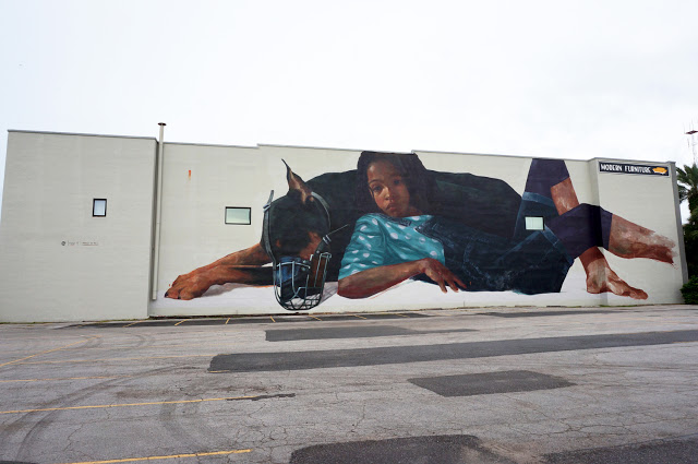 Evoca1 paints a new mural in Saint Petersburg, Florida - THE VANDALLIST (9)