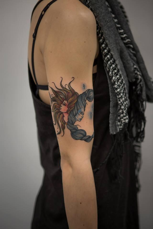 KRISTI WALLS, tattoo artist - the vandallis (13)