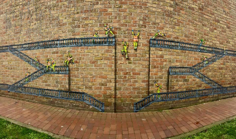 The Small World of JAUNE - the vandallist (2)