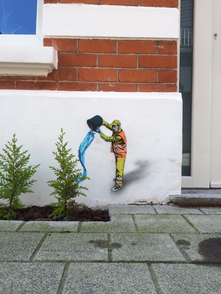 The Small World of JAUNE - the vandallist (3)