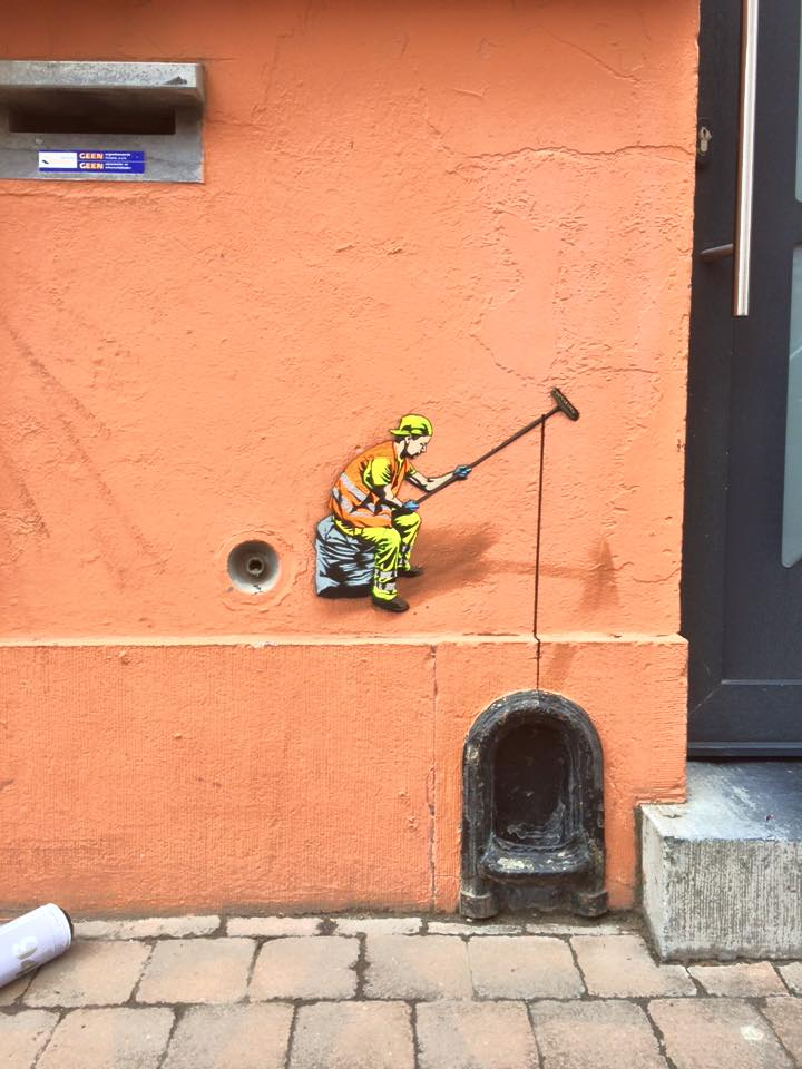 The Small World of JAUNE - the vandallist (7)