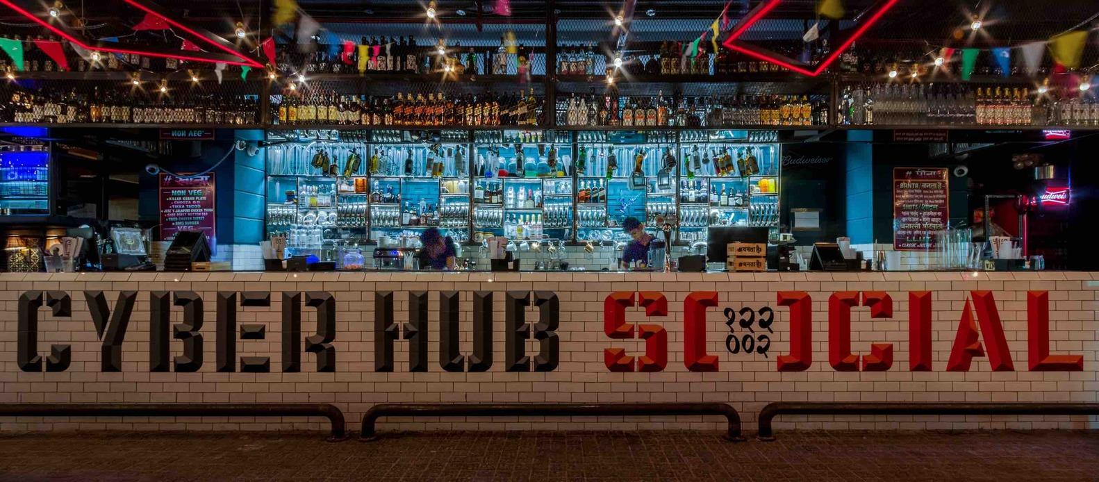 Ino Store Porto Vecchio cyber hub social – the vandallist