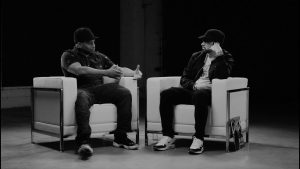 Eminem sat down with Sway for an exclusive interview for his tenth studio album, Kamikaze. This is Part One.