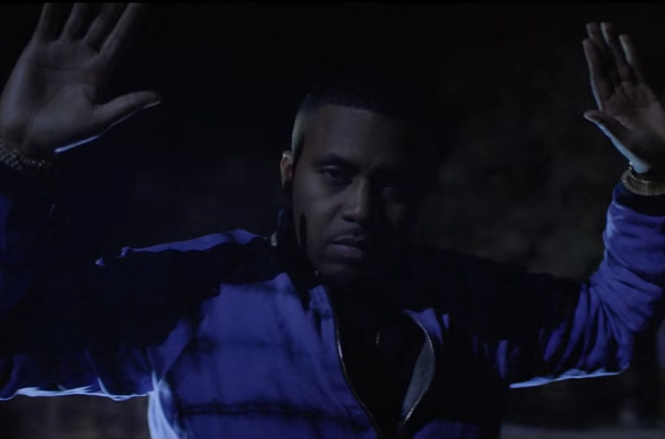 "NAS ""Cops Shot The Kid"" Official Video"
